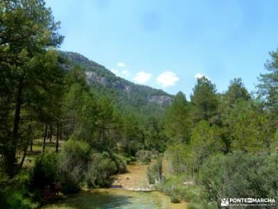 Río Escabas-Serranía Cuenca; la puebla de la sierra madrid tortosa beceite viajes en navidades